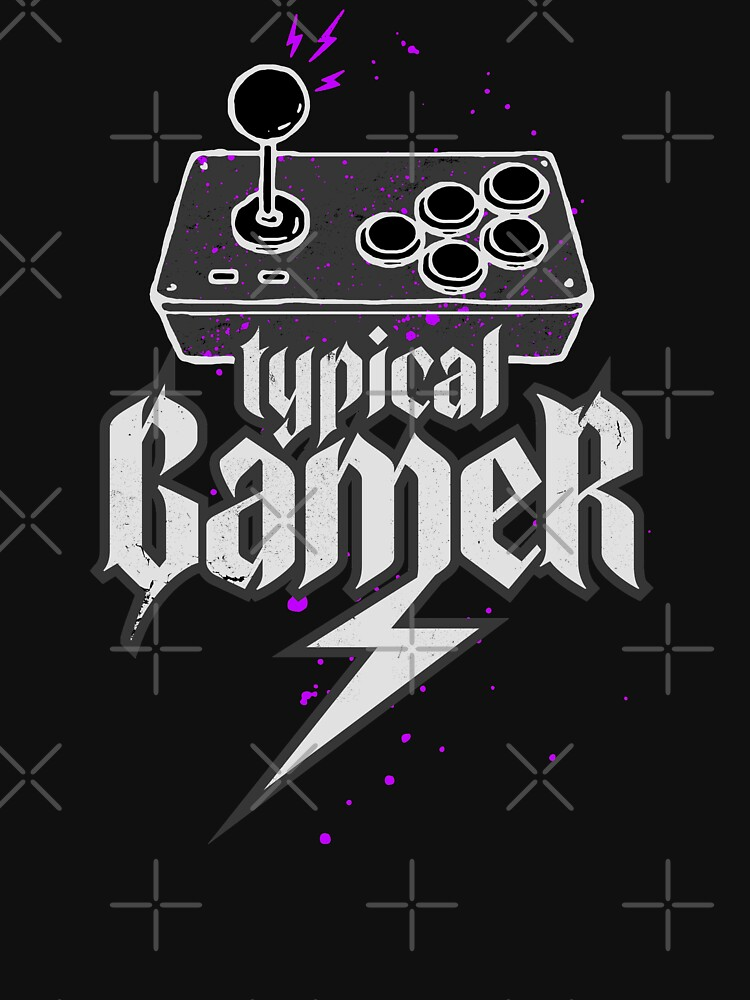 Typical Gamer by szymonkalle