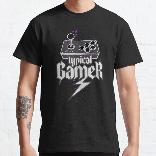 Typical Gamer Classic T-Shirt