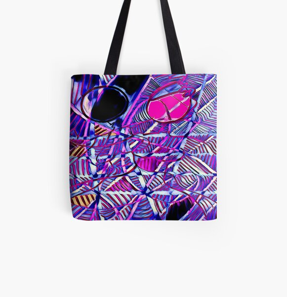 Abstract Women All Over Print Tote Bag