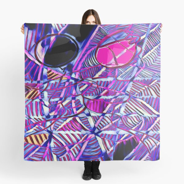 Abstract Women Scarf