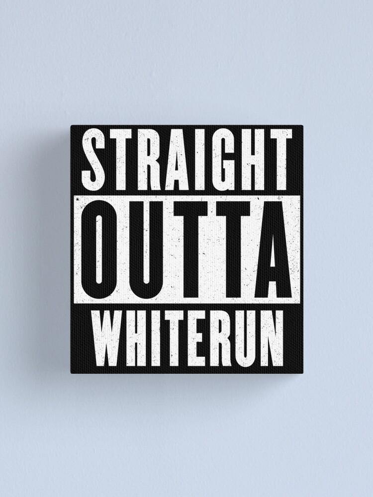 Alternate view of Straight outta Whiterun Canvas Print