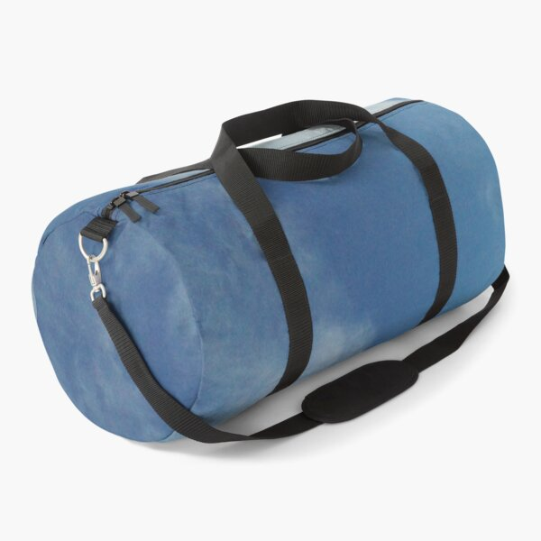Thoughts between the clouds Duffle Bag