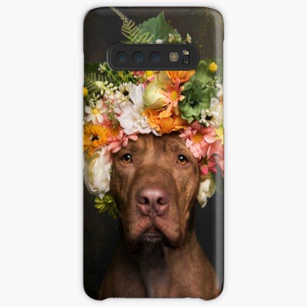 Flowerpower Samsung Galaxy Leichte Hülle