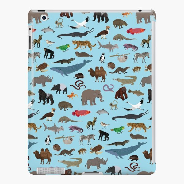 Know Your Threatened Species iPad Snap Case