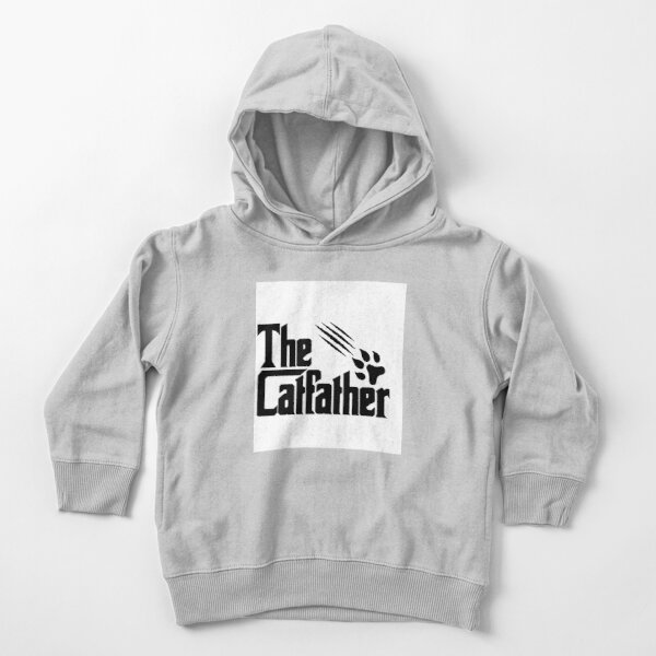 The Catfather: Cat Love Toddler Pullover Hoodie