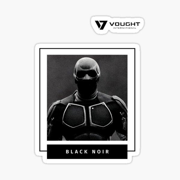 Black Noir Vought International Sticker