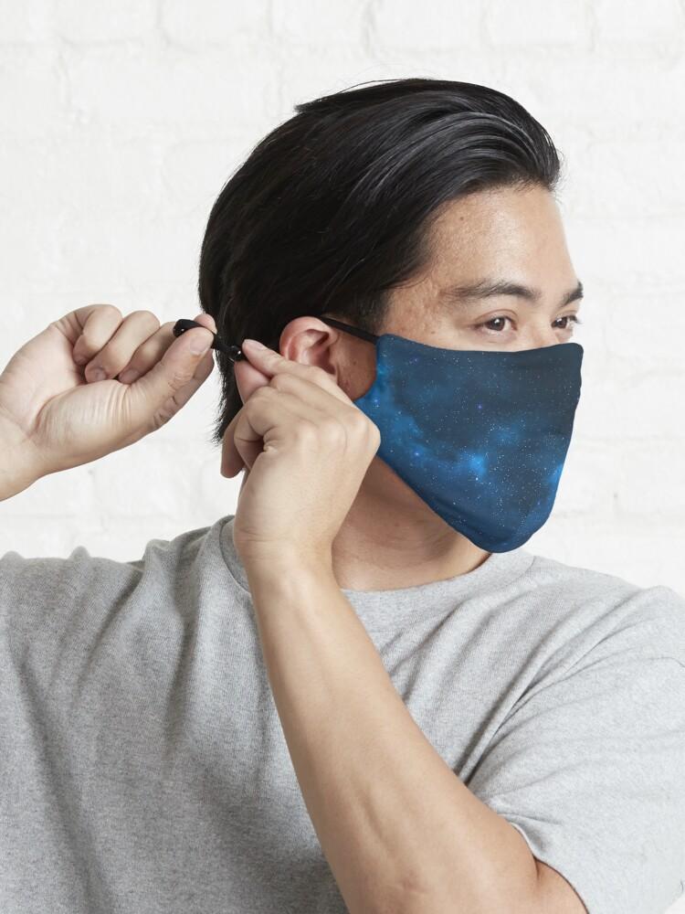 Alternate view of NEBULA Mask