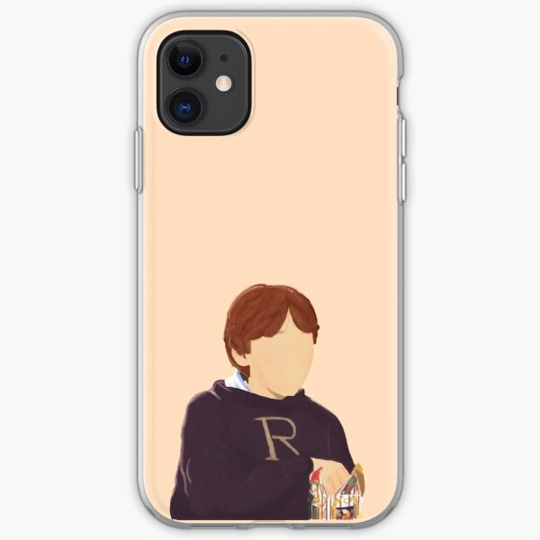 Wizard Draw Ronald iPhone Soft Case