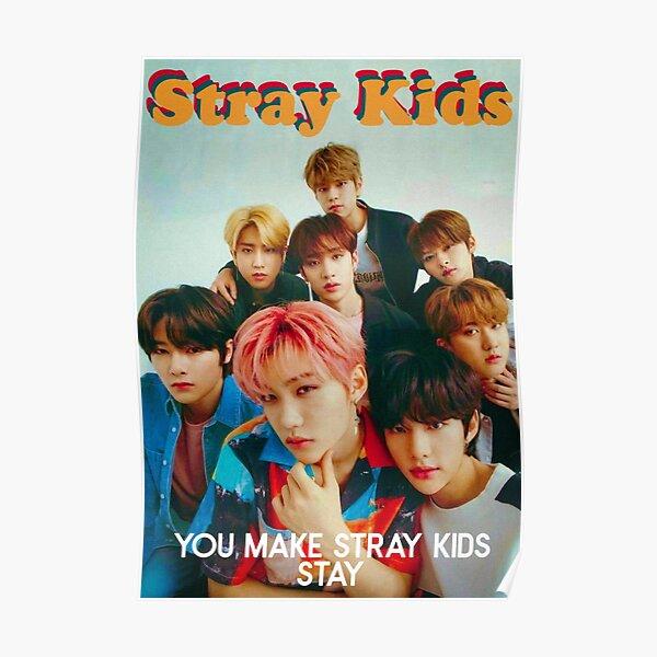 Affiche StrayKids Poster