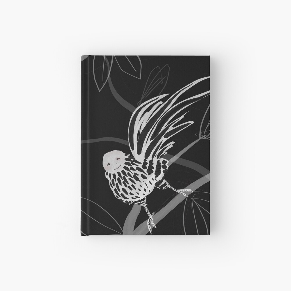 Fowl and Dangerous Hardcover Journal