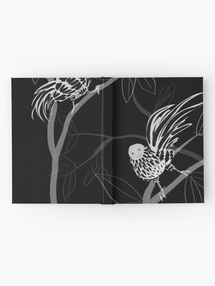Alternate view of Fowl and Dangerous Hardcover Journal