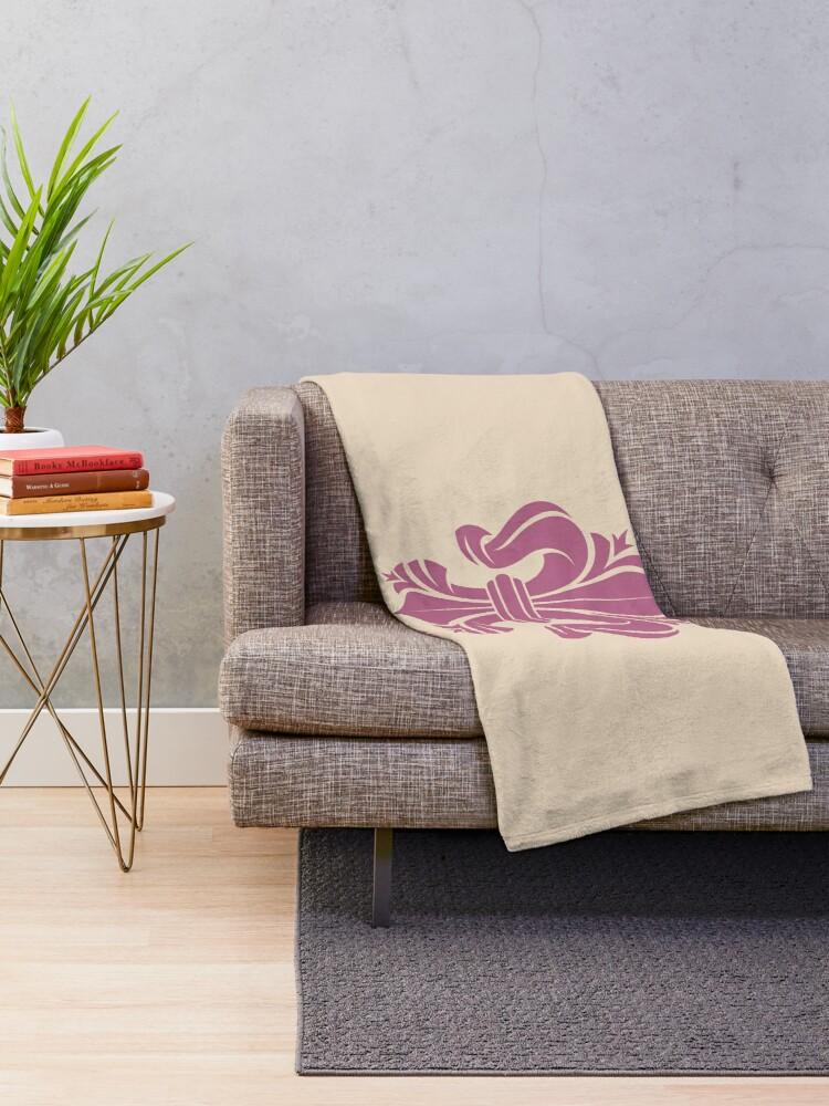 Alternate view of Mirabelle Throw Blanket