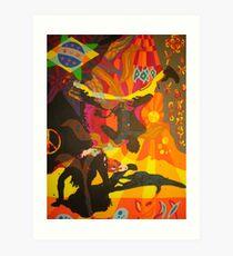 capoeira - 2008 Art Print