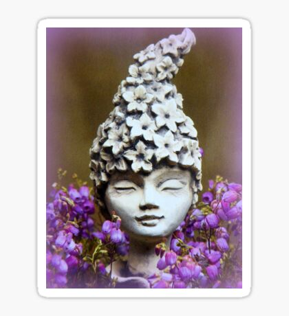 Flower Fairy Sticker