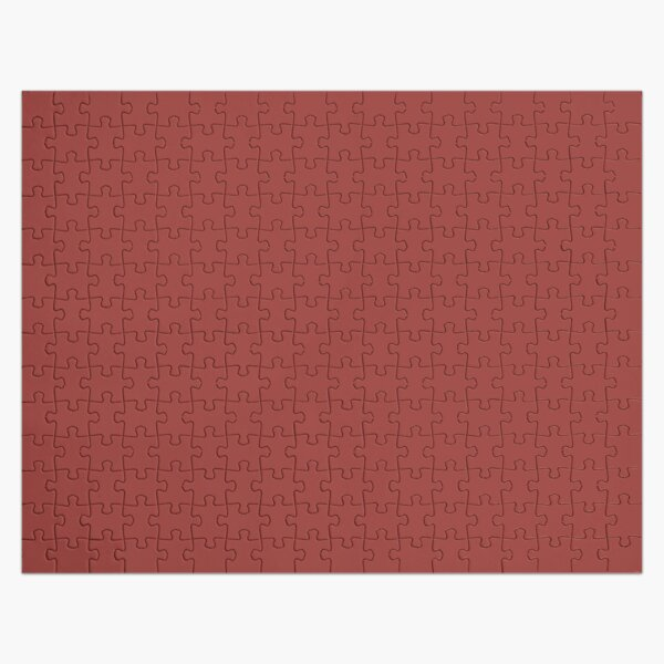 Bossa Nova 18-1547 TCX | Pantone | Color Trends | London | Spring Summer 2020 | Solid Color | Fashion Colors | Jigsaw Puzzle