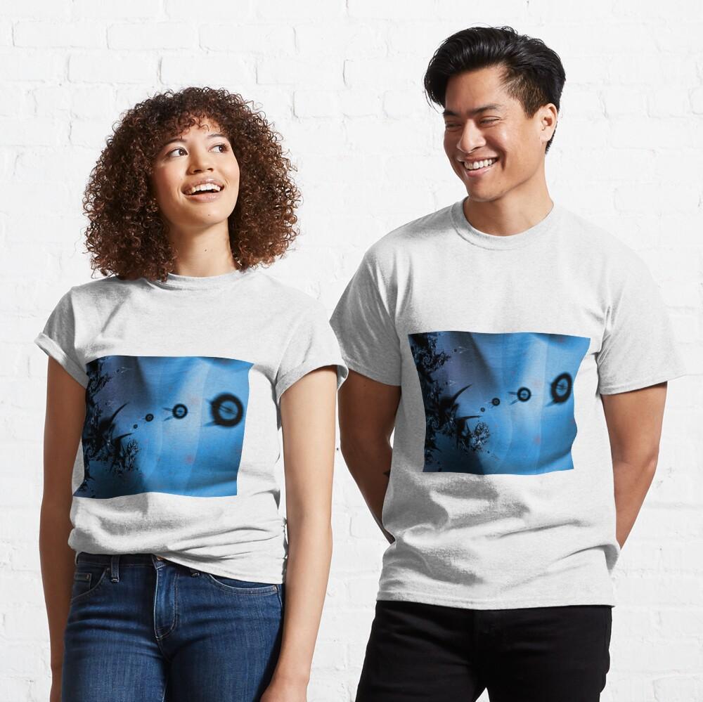 Blue Ocean Abstract Classic T-Shirt