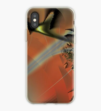 Red Sands iPhone Case