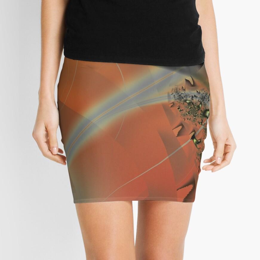 Red Sands Mini Skirt