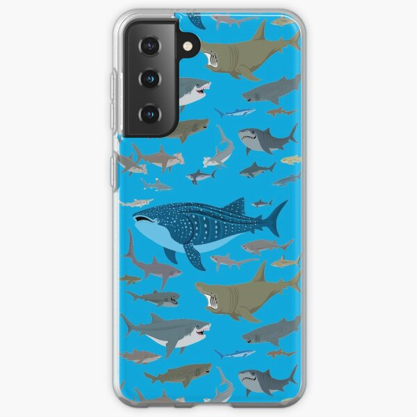 Know Your Sharks Samsung Galaxy Soft Case
