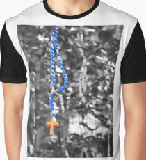 Rosary beads (selective colour) Graphic T-Shirt
