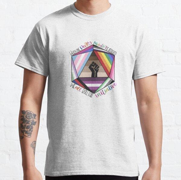 Everyone Rolls Initiative Classic T-Shirt