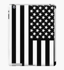 The black flag  iPad Case/Skin