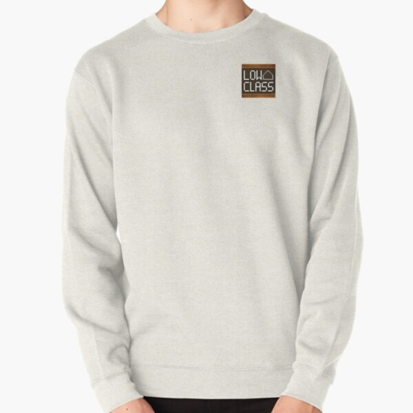 WesterosCraft Low Class Utility Block Pixel Art Icon Pullover Sweatshirt