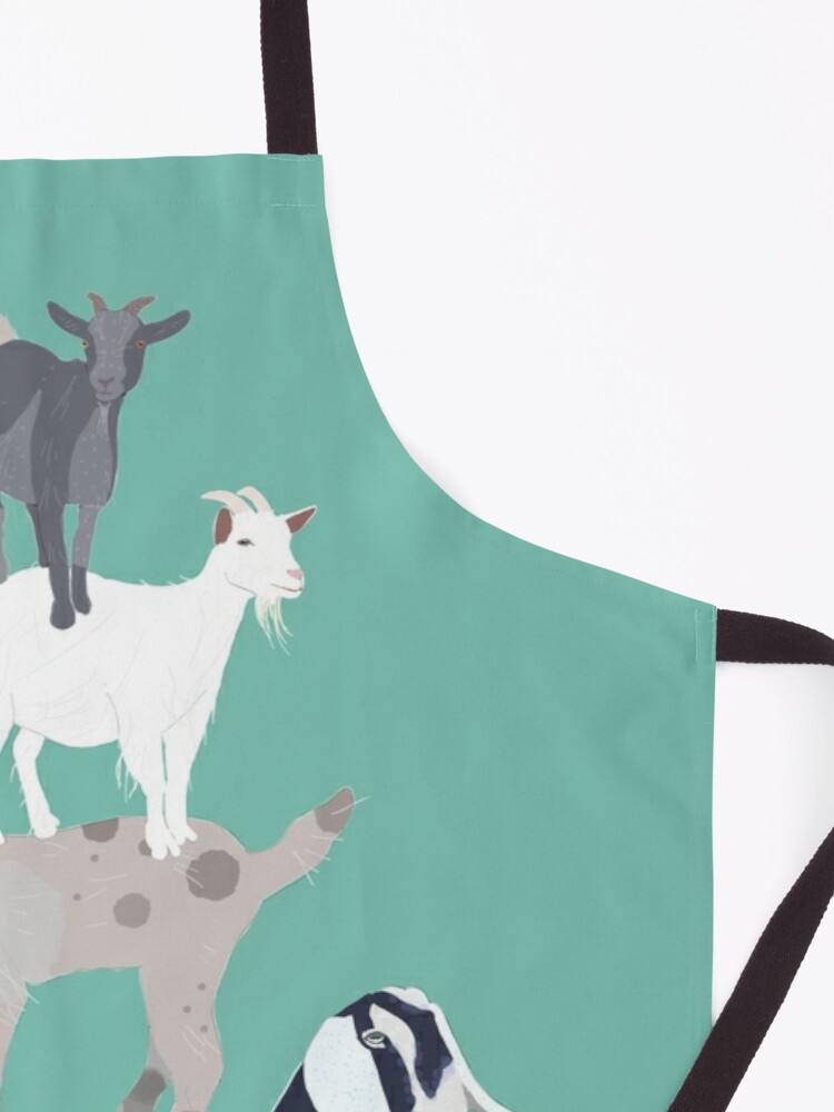 Alternate view of Goat Stack Apron