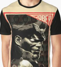 M. Bison Graphic T-Shirt