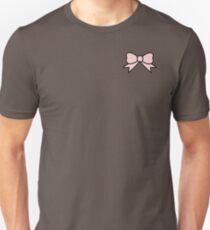 pink bow 2 Unisex T-Shirt