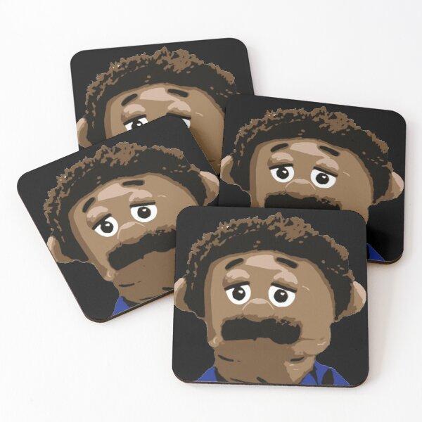 Awkward Puppets  Coasters (Set of 4)