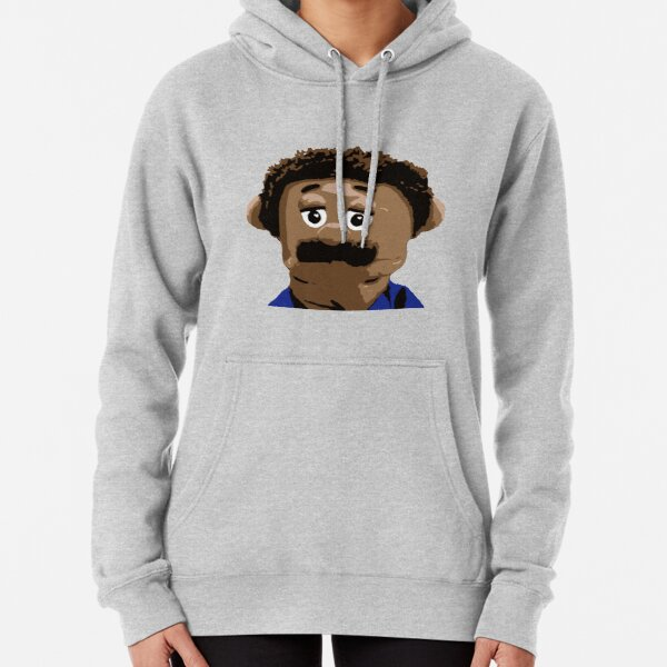 Awkward Puppets  Pullover Hoodie