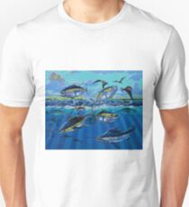 Yellowfin Run Unisex T-Shirt