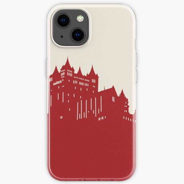 WesterosCraft Red Castle iPhone Soft Case