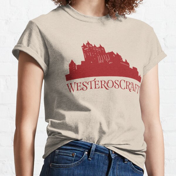 WesterosCraft Red Castle Classic T-Shirt
