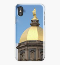 Notre Dame Golden Dome iPhone Case/Skin