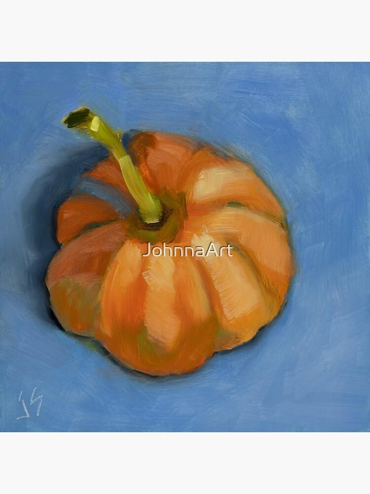 Little Pumpkin by JohnnaArt