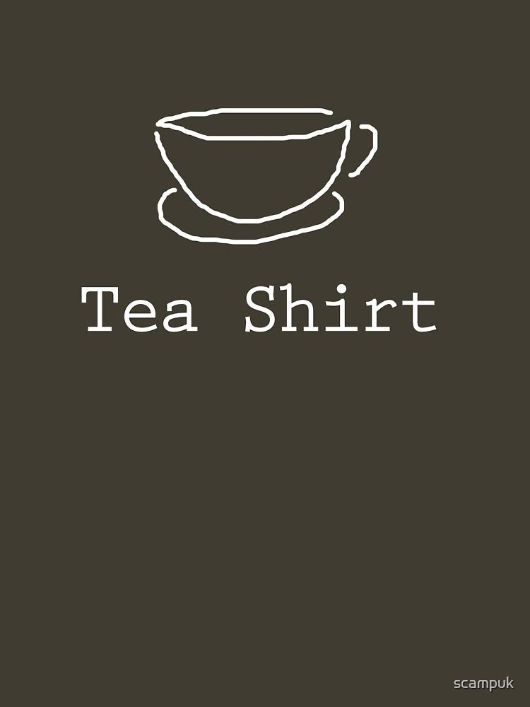 Tea Shirt | Unisex T-Shirt