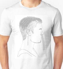 Justin Bieber Profile Unisex T-Shirt
