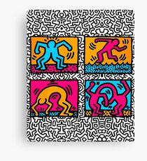 KEITH SHOP Canvas Print