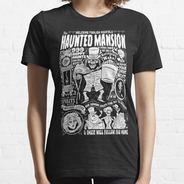 THE HAUNTED MANSION Essential T-Shirt