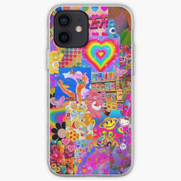 """""""indie"""" saturated phone case iPhone Soft Case"""
