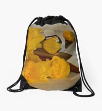 Sandal Fun Drawstring Bag
