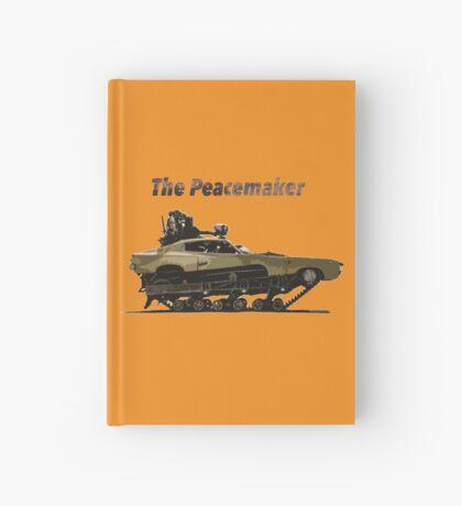 El pacificador Cuaderno de tapa dura