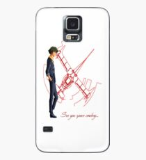 See You Space Cowboy ... - Cowboy Bebop Case/Skin for Samsung Galaxy