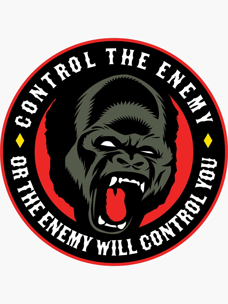 Control the Enemy by OrganicGraphic