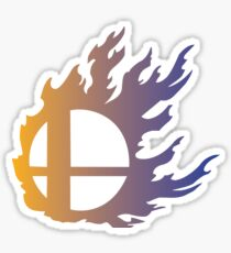 Smash ball Sticker