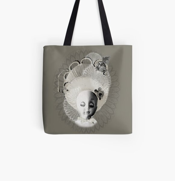 Judy All Over Print Tote Bag
