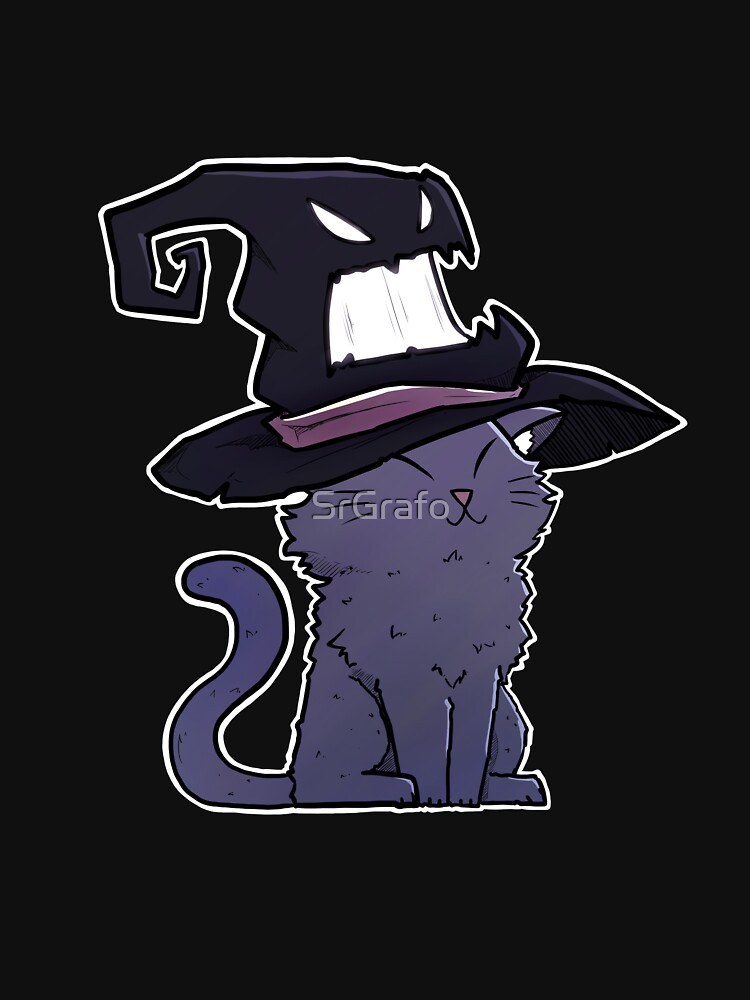 Witch Cat by SrGrafo