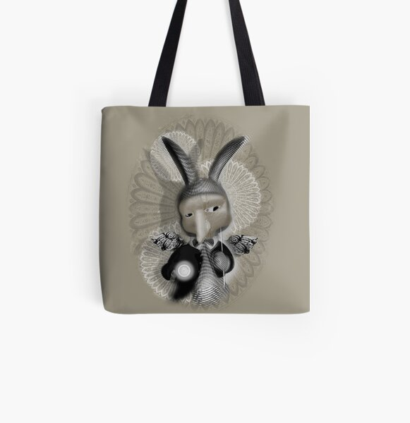 Gabriel All Over Print Tote Bag